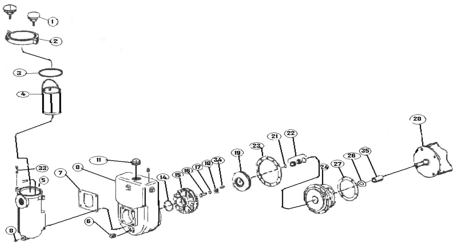 3B28 Parts