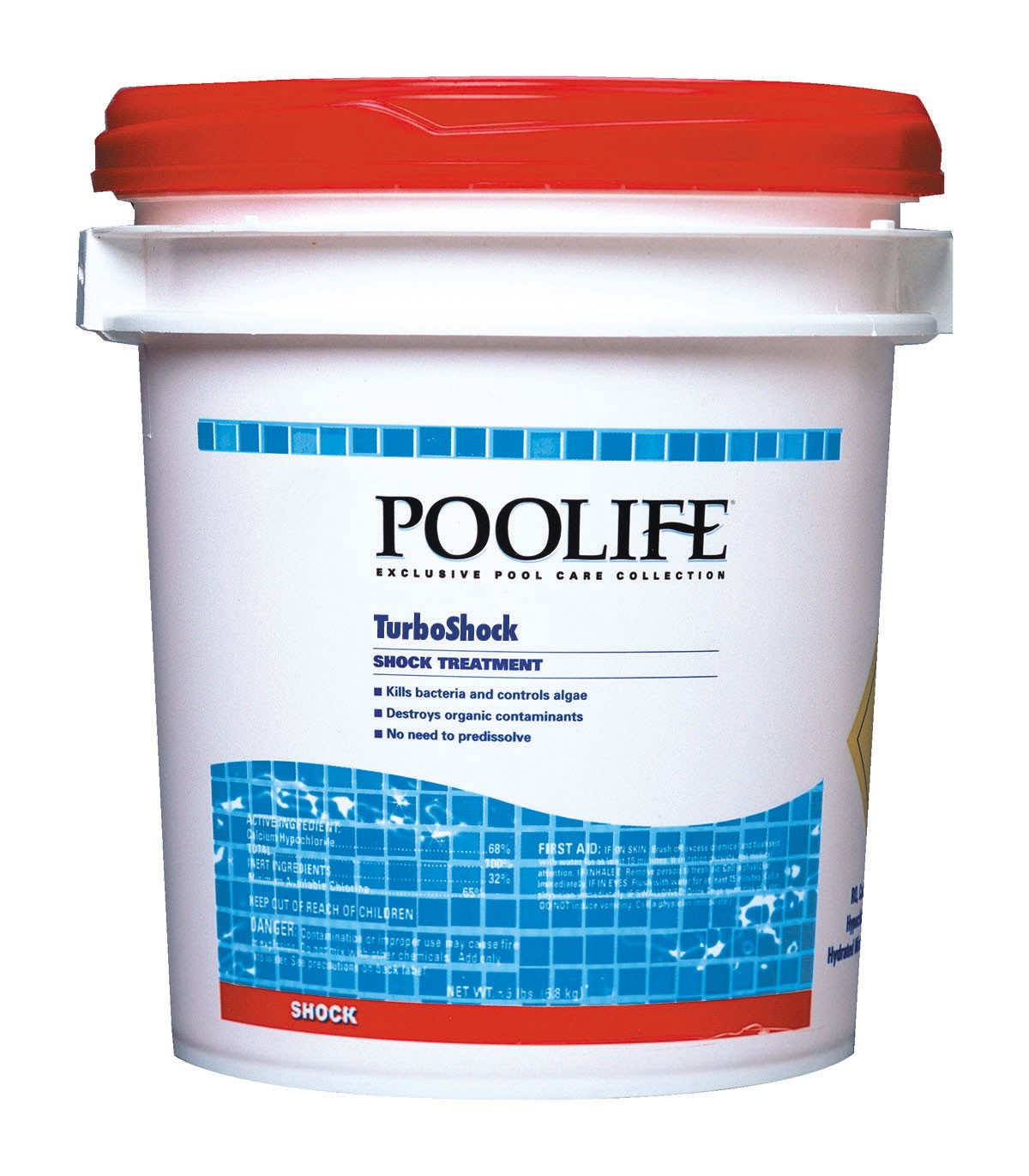 Swimming Pool Chemicals Product : Turbo shock pounds chemicals swimming pool products