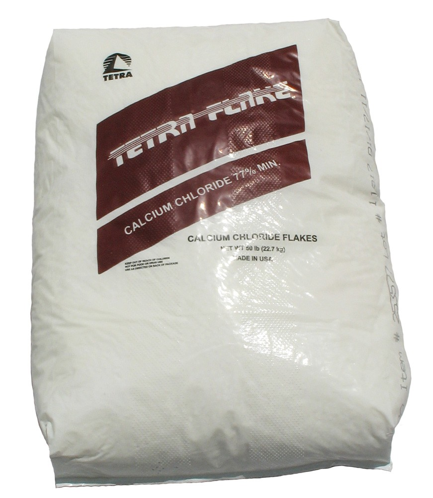 Calcium Chloride 50 Pound Bag Swimming Pool Products